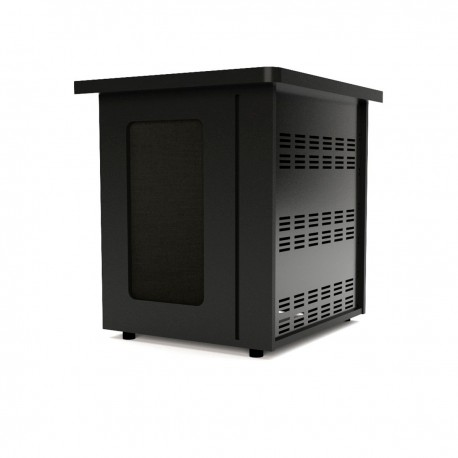 Vertical Rack V3 Acoustic 12RU