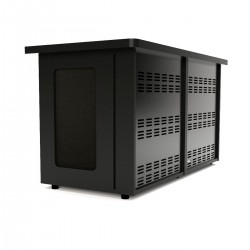 Vertical Rack V3 Acoustic 24RU